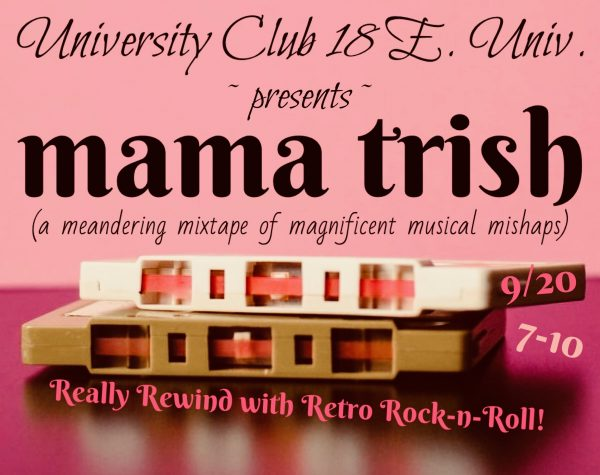 Mama playin' Piana @ University Club